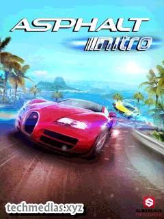 Download Asphalt Nitro Multiplayer Java Jar 320x240