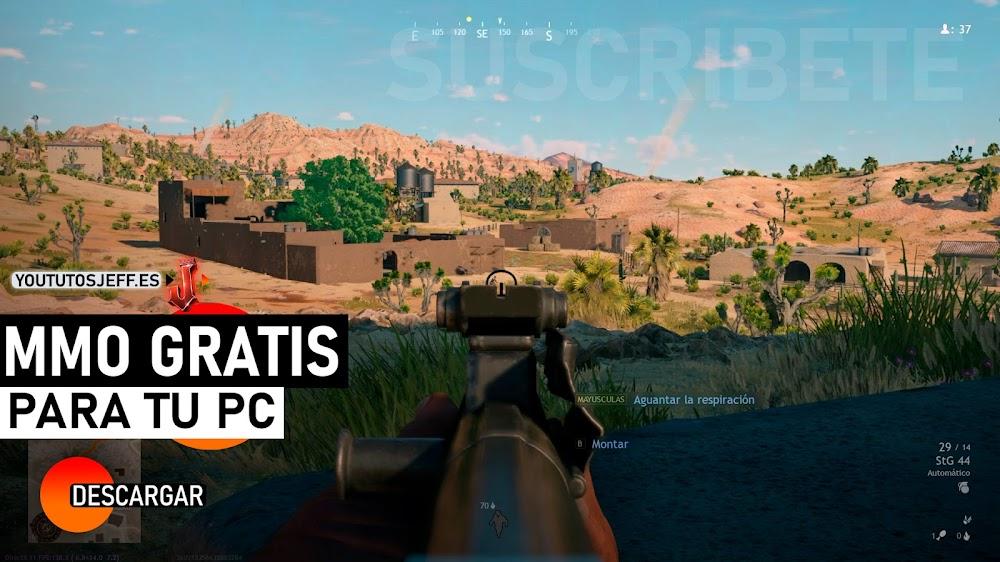 Descargar CRSED: F.O.A.D. para PC GRATIS, MMO BRUTAL