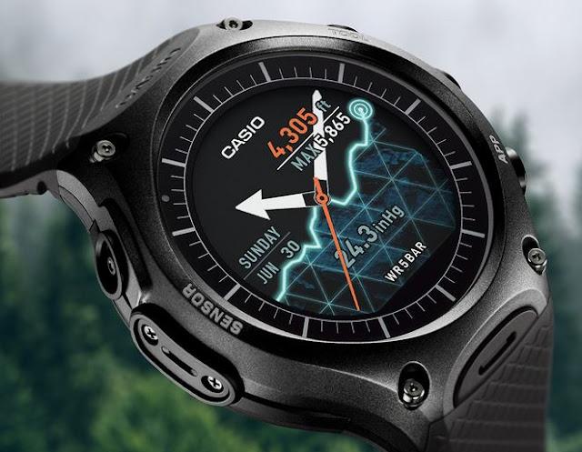 Casio Smartwatch, android smartwatches, best smartwatches, top smartwatches, smart watches, GPS Watch, GPS Smartwatch, sport watches