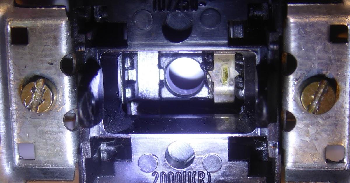 blog a bissl: Leuchtstoffröhren schalten