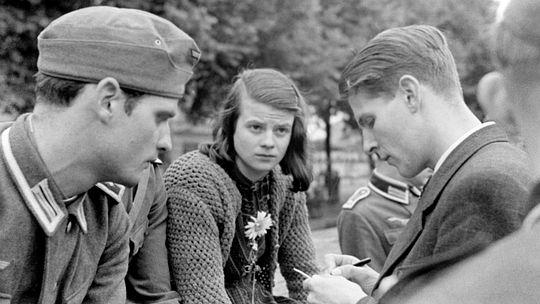 Sophie Und Hans Scholl