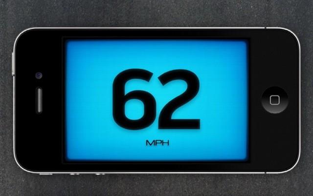أفضل 10 تطبيقات لعداد السرعة للايفون