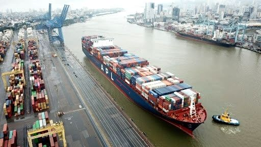 Portos de Itajaí e Navegantes registram crescimento de 34% em julho