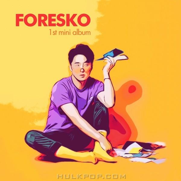 Foresko – Falling – EP