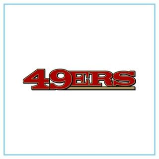 San Francisco 49ers Wordmark - Free Download File Vector CDR AI EPS PDF PNG SVG