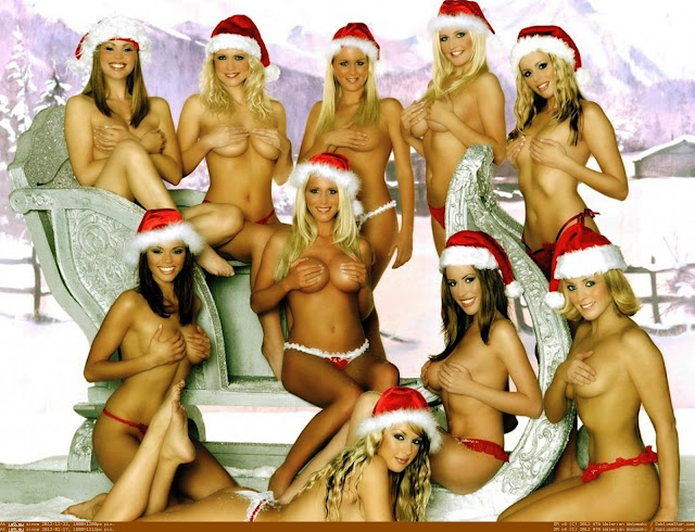 sexy-christmas-girls-cover-and-wallpaper