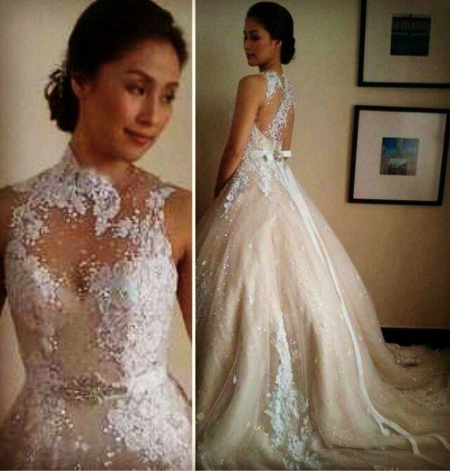 Veluz Reyes Wedding Gown: Very Early Wedding Planning!! Tee Hee.. :): Wedding Gown