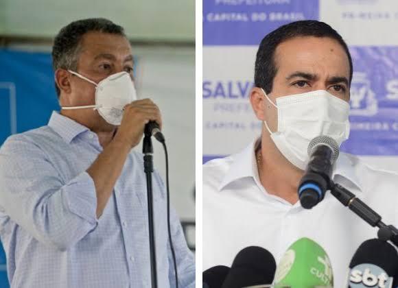 Governador Rui Costa e prefeito de Salvador definem por não ter ponto facultativo na semana do Carnaval