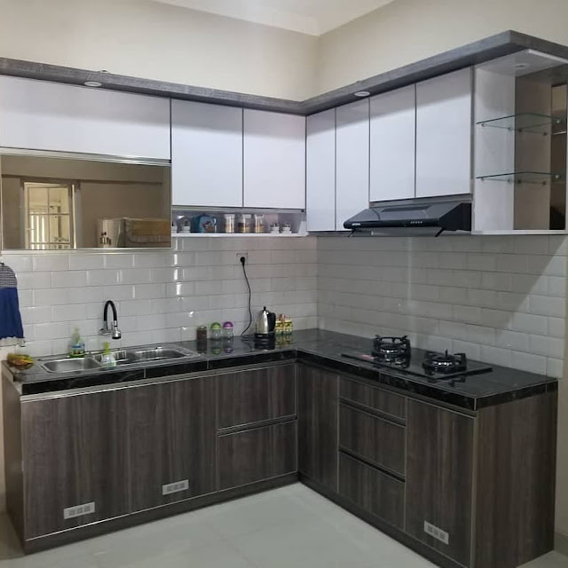 Jasa Kitchenset Gresik 2019