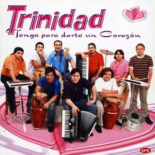 TRINIDAD TENGO PARA DARTE UN CORAZÓN