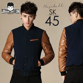 jas exclusive jaket+korean+style+ +baseball+ +sk+45