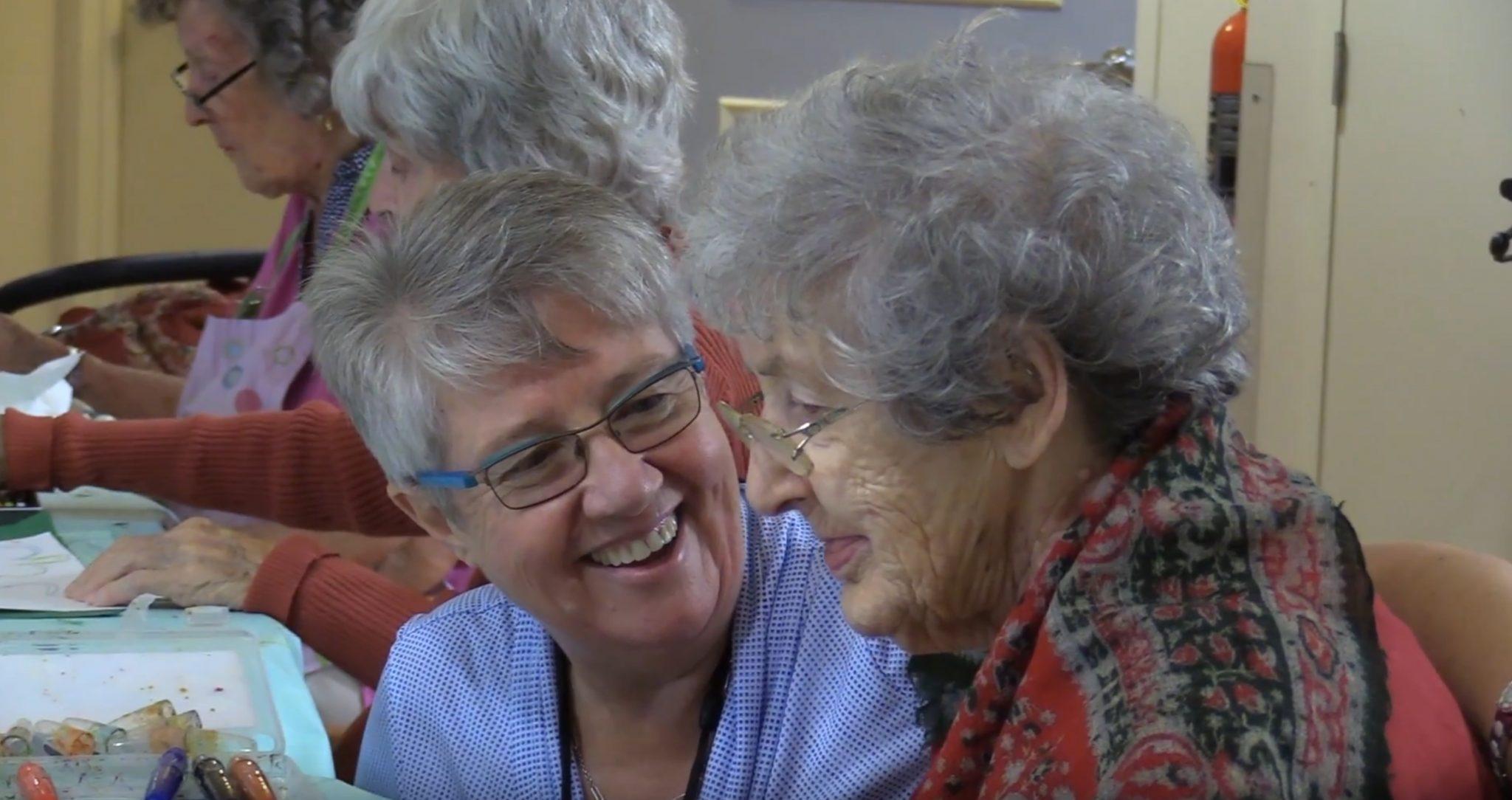 support for elderly