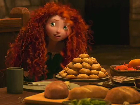 Confessions Of A Female Filmmaker: BRAVE: PIXAR DOES IT AGAIN