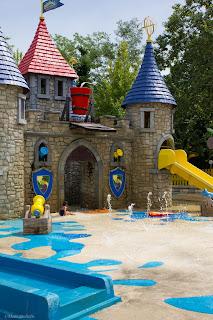 Gardaland castello acqua