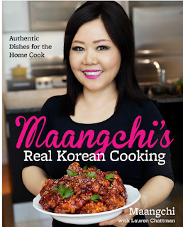download cookbook Maangchi's Real Korean Cooking: Authentic Dishes for the Home Cook