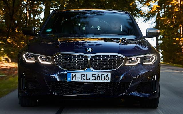 BMW M340i xDrive chega ao Brasil - preço R$ 426.950