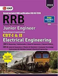 RRB JE 2019 Electrical Engineering G K Publication Book Pdf Download