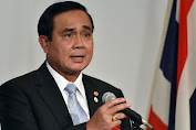 Langgar Aturan Covid-19, Perdana Menteri Prayut Dilaporkan Ke Polisi