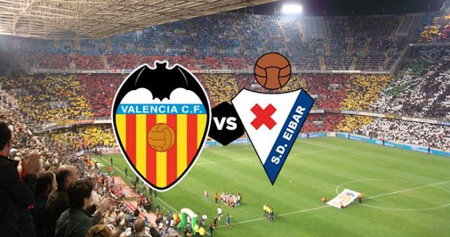 بث مباشر مباراة فالنسيا وإيبار اليوم 25-06-2020 الدوري الإسباني