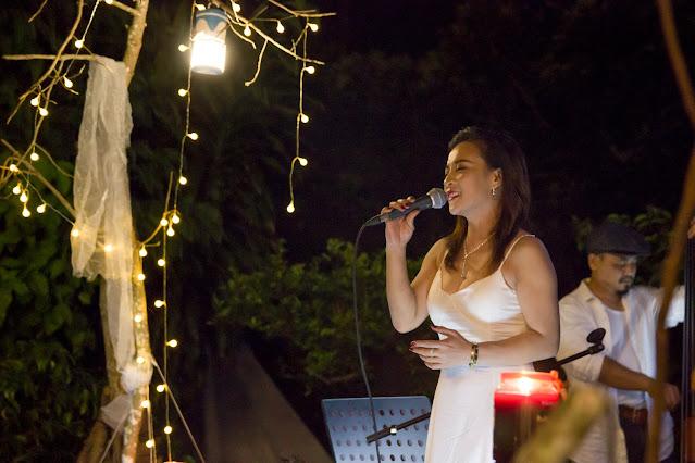 Kỷ niệm 20 năm ca hát của ca sĩ Thùy Anh tại homestay Làng Trường Thọ