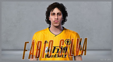 PES 2020 Faces Fabio Silva by Jovic