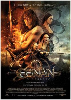 baixar capa Conan, O Bárbaro   Dual Áudio