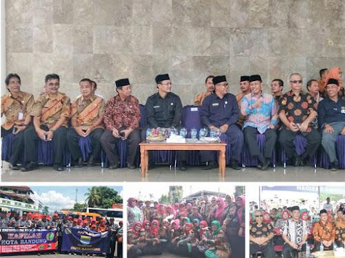 Pentas PAI SD Jawa Barat 2018 di Ciamis