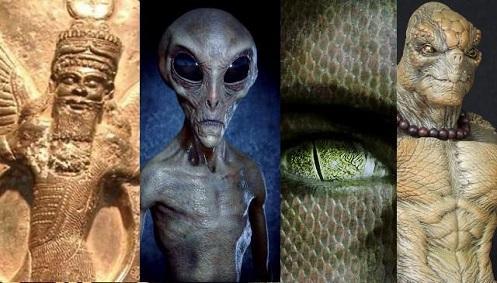"""Cambiamento sul pianeta Terra per l'arrivo degli  """"Extraterrestri"""