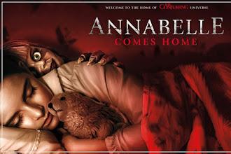 Anabelle Eve Dönüyor