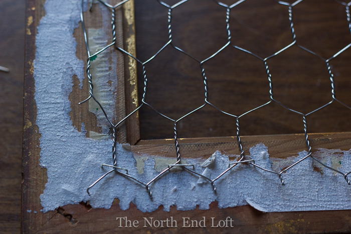 The North End Loft Diy Jewelry Frame