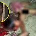 (Video) Wanita temui anak lelakinya sedang makan budak 7 tahun yang dibunuh di India