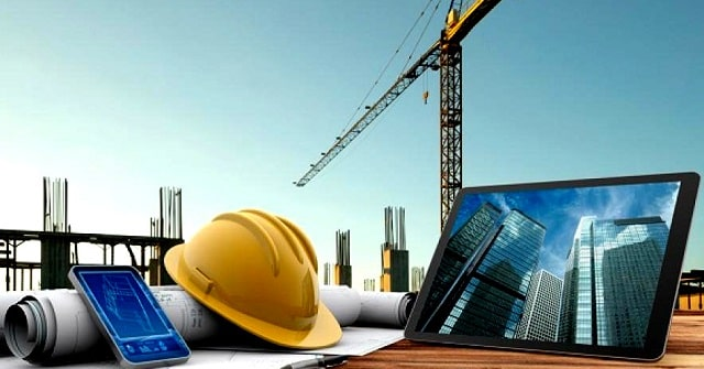 benefits construction management technology on-site building tech