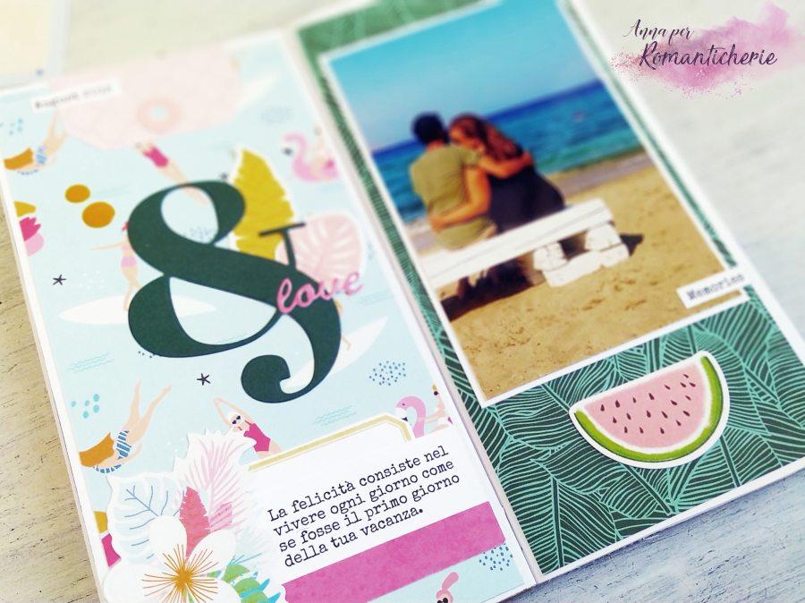 Traveler's Notebook Process Video | Love & Memories