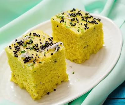 How to make khaman dhokla at home