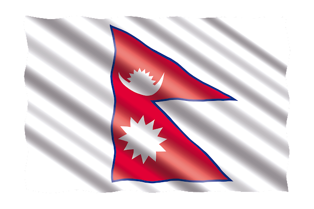 Nepal's Unique Flag