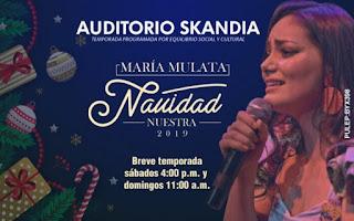 NAVIDAD NUESTRA 2019 Auditorio OLD MUTUAL