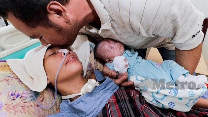 Bayi Ajaib Lahir Ketika Ibunya Koma