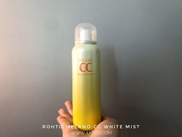 Review: Rohto Melano CC Vitamin White Mist