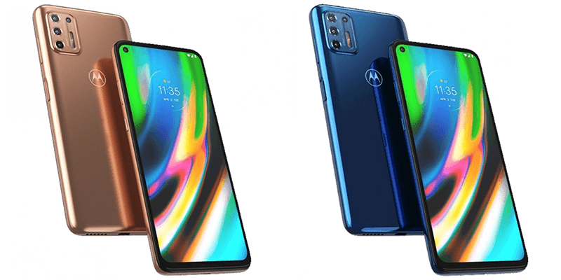 Moto G9 Plus with 6.8-inch screen, SD730 SoC, and 64MP main cam announced
