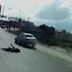 Motorista alcoolizado atropela mulher grávida na PE-90 em Surubim; vídeo