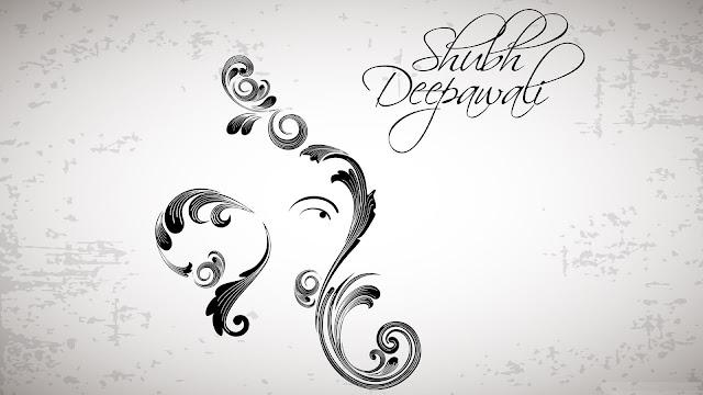 Happy Diwali Wallpaper HD Widescreen 1