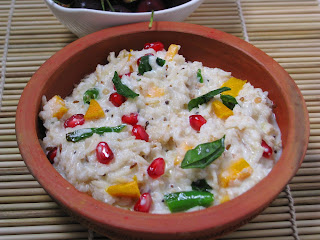 Curd Rice For Weight Loss