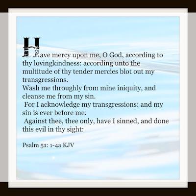 City of David - Have mercy on me o God