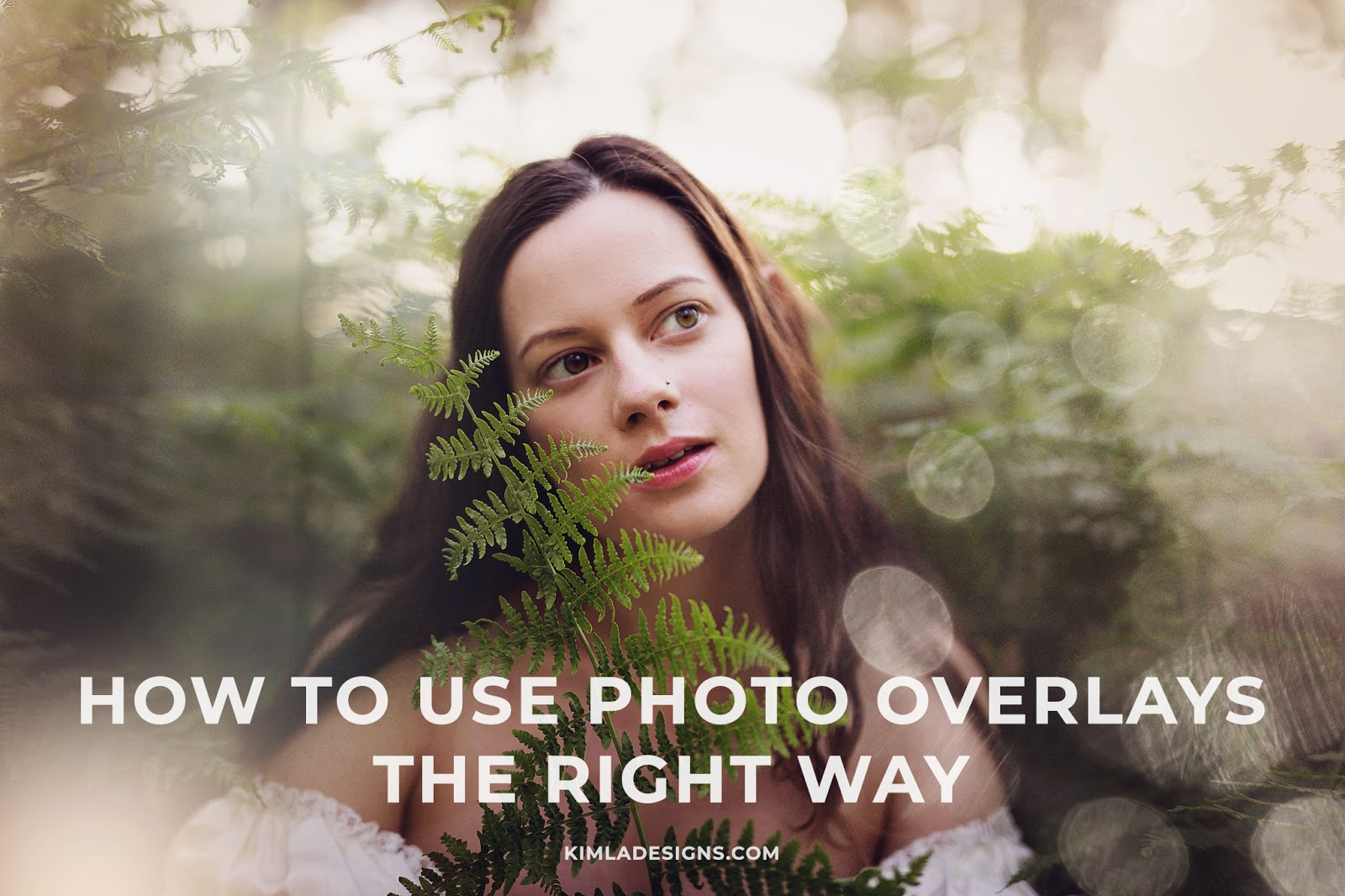 How to use Photo Overlays the right way. Personal tips for using one of my fave Photoshop editing tools.