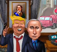 President 2017- life simulator