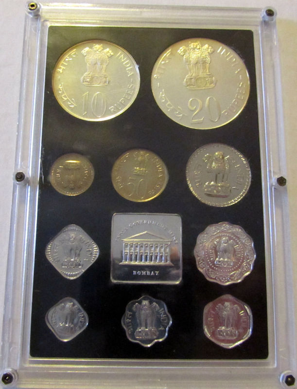India coin proof set - Basic attention token inflation note