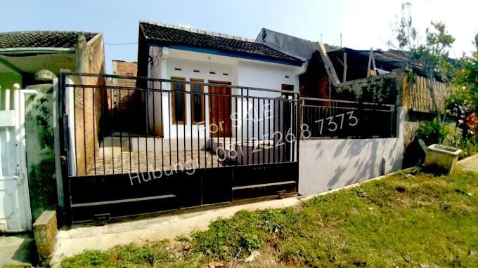 Dijual, Rumah Murah 300 Juta di Bandara Eltari, Cemorokandang, Malang