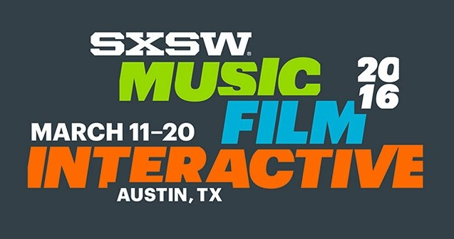 South By South West Film Festival, Austin, Texas, March 11 - 20, 2016
