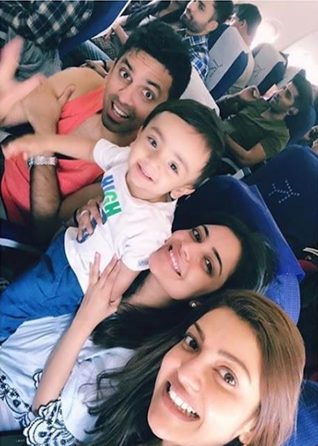 Kajal Aggarwal Family Photos