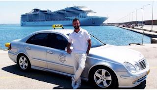 Ηλεία: Αυτός είναι ο ταξιτζής που έγινε ήρωας – Το μεγάλο λάθος την ώρα της φωτογραφίας